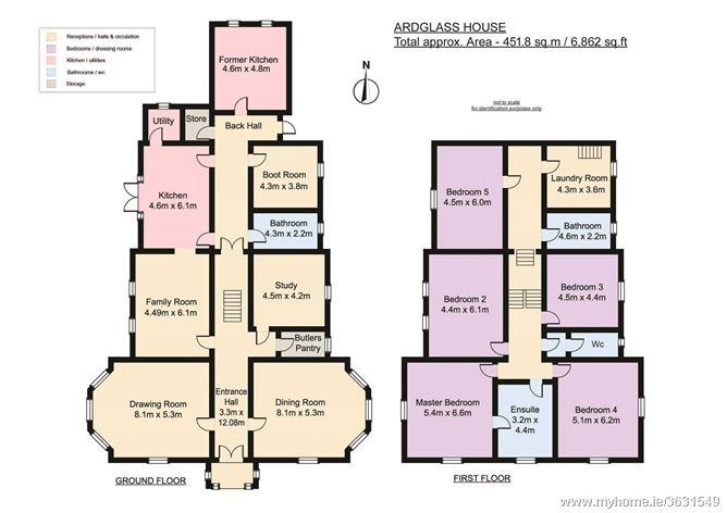 Ardglass House, Rathowen, Co. Westmeath
