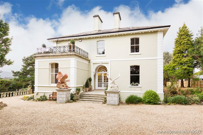 Laragh House, Killiney Avenue, Killiney, County Dublin