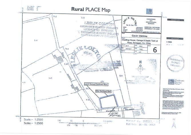 Main image for C. 0.59 Acre Site at Ross, Screggan, Tullamore, Offaly