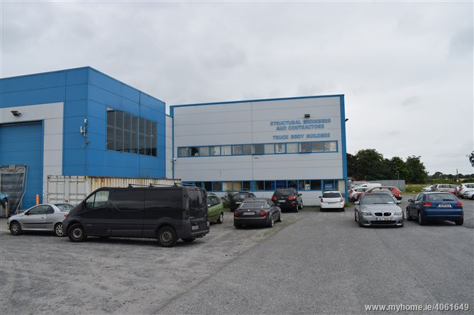 63 Acres with Industrial Units, Newacre, Carlow Town, Carlow