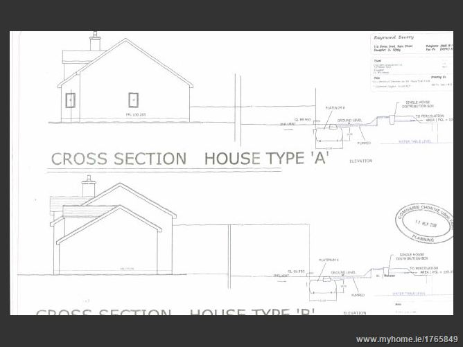 Two Circa 0.75 Ac Sites - Tonlemone, Cloghan, Offaly