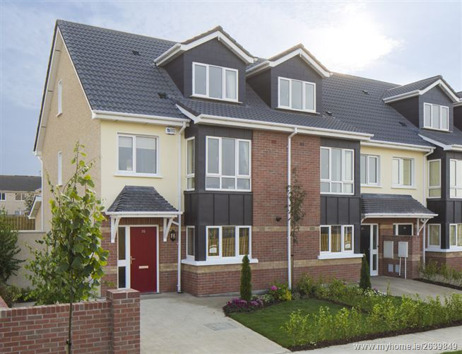 House Type A, The Cedars, Ridgewood, Forest Road, Swords,   North County Dublin