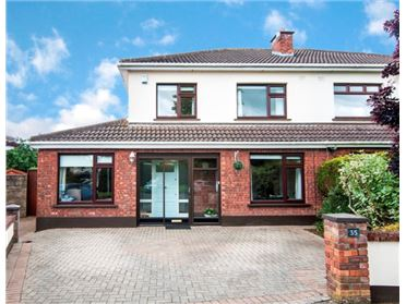 35 River Forest View, Leixlip, Kildare
