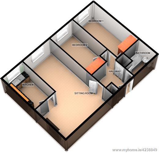 Apartment 5, Newpark Centre, Newtown Park Avenue, Blackrock, Dublin