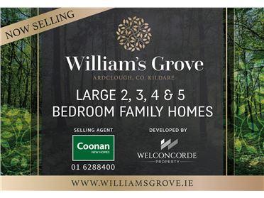 Main image for William's Grove, Ardclough, Straffan, Kildare