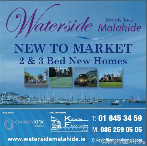 Waterside, Malahide, County Dublin
