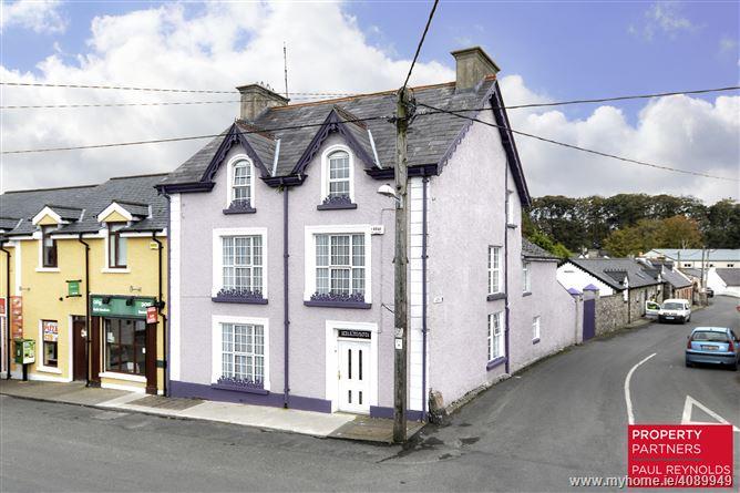 Castle Street, Ramelton, Donegal