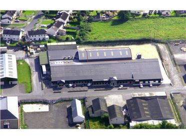 Main image of 7,200 sq.ft. Industrial/Store with 5,920 sq.ft. Mezzanine, Beechmount Homepark, Navan, Meath