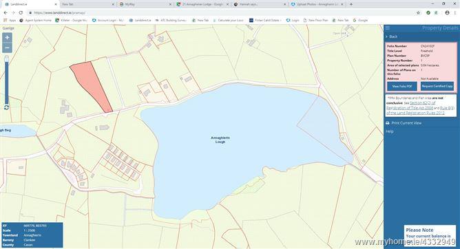 Main image for Anneghierin Lough, Shercock, Cavan