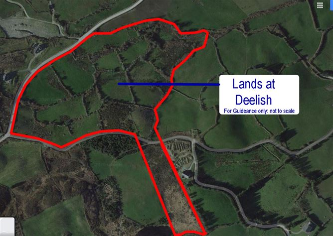 Main image for 21.6 Acres Approx. Agricultural Land at Deelish, Drimoleague, West Cork