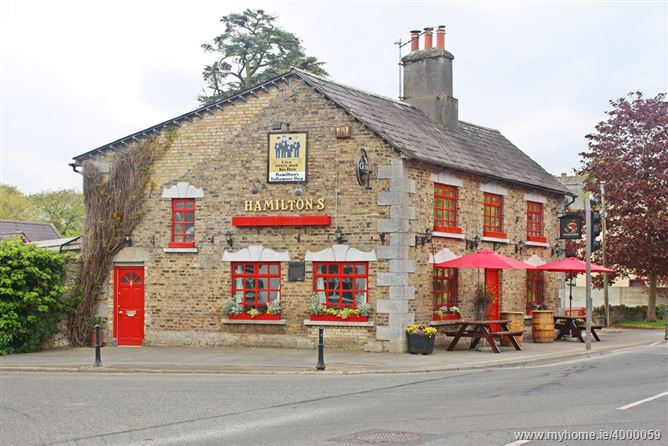 Photo of Hamilton's Pub, Geashill, Offaly