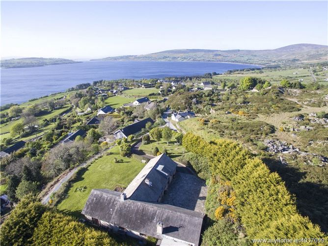 An Dun Ard, Ballyknockan, Valleymount, Blessington, Co Wicklow