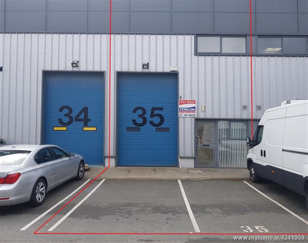 Unit 35, Newtown Business and Enterprise Park, Newtownmountkennedy, Wicklow
