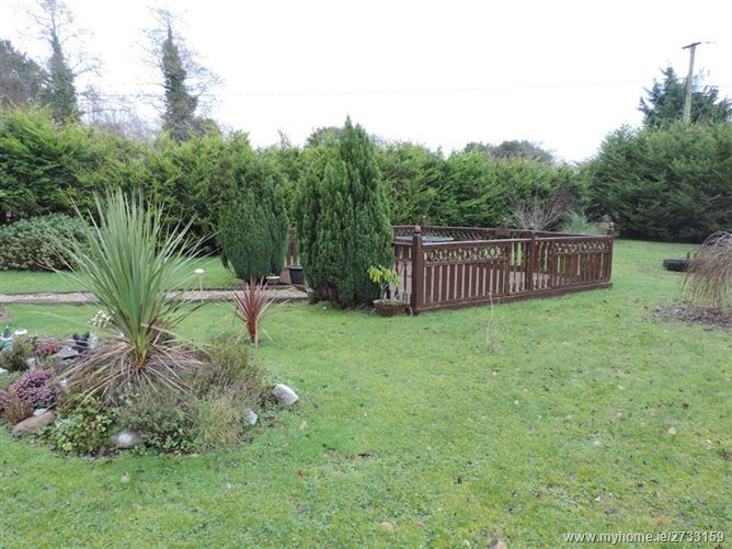 Primrose cottage rathangan kildare residential for Garden decking kildare