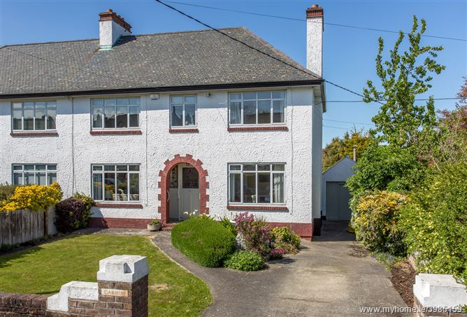 Photo of Carhue, 5 Chestnut Road, Mount Merrion, County Dublin