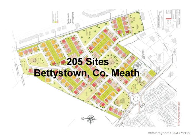 "Development Site For Sale ""Whitefield Hall"", Bettystown, Meath"