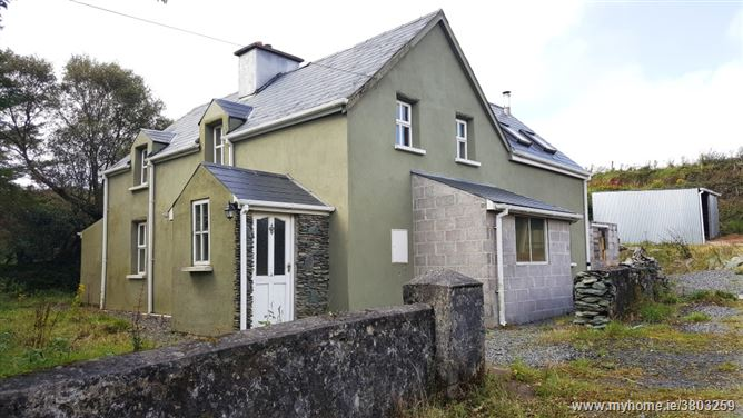 "Ref 698 - ""Buille Mo Chroi"", Canburn, Caherciveen, Kerry"
