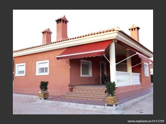 Partida Salades, junto carretera Torrellano, 03295, Elche / Elx, Spain