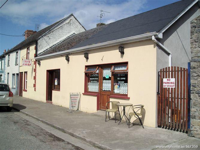 The Bridge Cafe, Goresbridge, Co Kilkenny