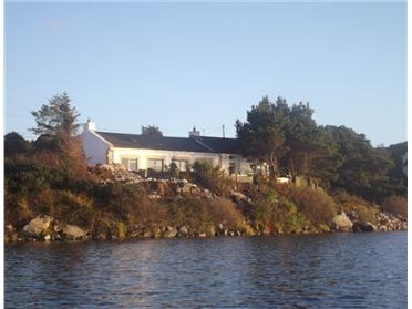 The Old Knitting Factory, Carraroe, Galway