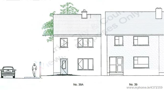 Main image for 39 Owenmore Drive & Site with FPP, Raheen, Limerick City