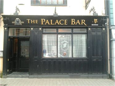 The Palace Bar, O'Connell Street, Birr, Offaly