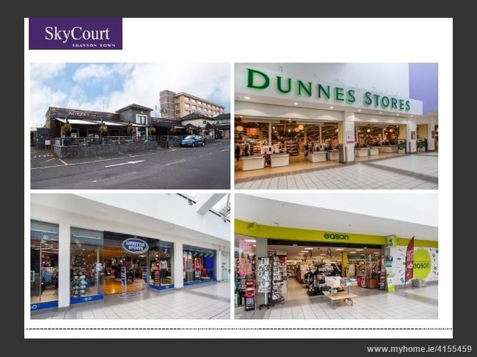 SkyCourt Shopping Centre, Shannon, Clare