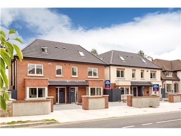 Main image for Four Bed Semi-Detached Homes, Amberley Court, Stillorgan Park Avenue, Blackrock, County Dublin