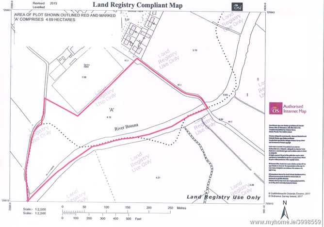 Photo of C. 20 Acres Land at Lemanaghan, Ballycumber, Offaly