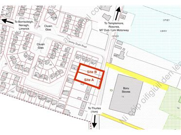 Large Residential Site, Brittas Road, Thurles, Co. Tipperary