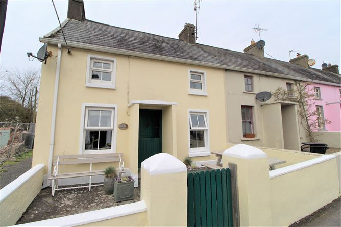 Main image for Kittys Cottage, No. 5 Glenville Terrace, Dunmore East, Waterford, X91C1F1.