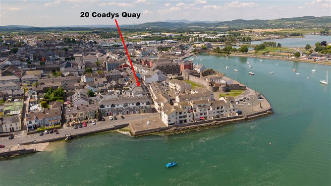 Main image for 20/4B Coadys Quay, Dungarvan, Waterford
