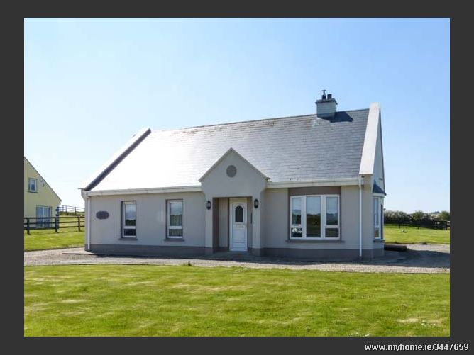 Seascape Cottage,Seascape Cottage, Tullygarvan, West Lahinch, County Clare, Ireland