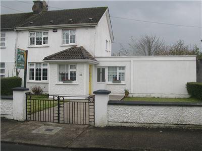 25 Ballykeeffe Estate, Dooradoyle, Limerick