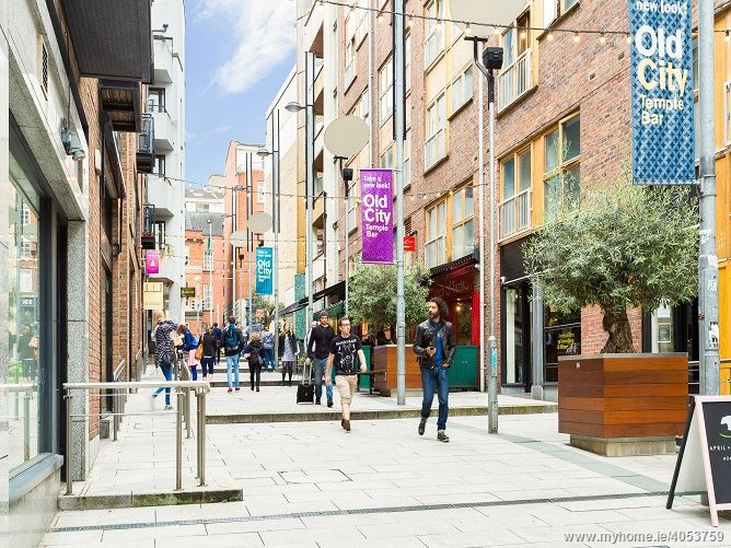 13 Pudding Row, Essex Street West, Temple Bar, Dublin 2