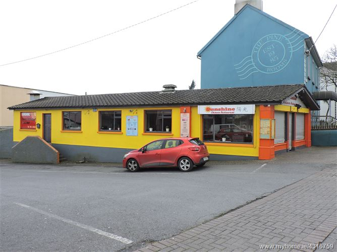 Sunshine Restaurant, Turkey Road, , Tramore, Waterford