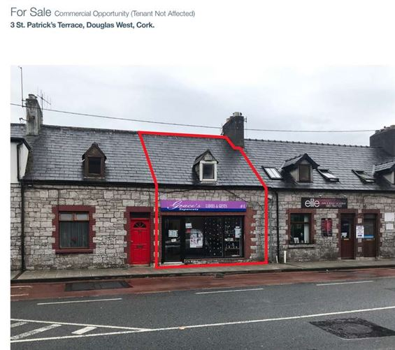 Main image for 3 St Patrick's Terrace, Douglas West, Co Cork