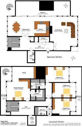 57 Saunders House, Spencer Dock, IFSC, Dublin 1