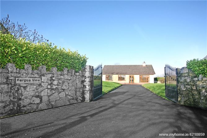 Fergus View, Rineanna, Newmarket on Fergus, Co Clare, V95 T6X8