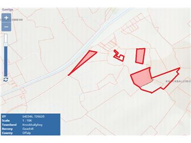 Main image of AMV €4,500 Per Acre - 58 Acres, Knock, Daingean, Offaly