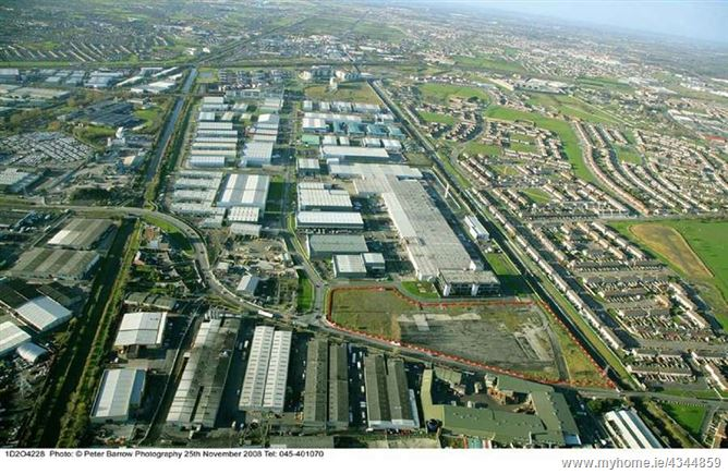 Main image for Yard at Park West Business Park, Dublin 10