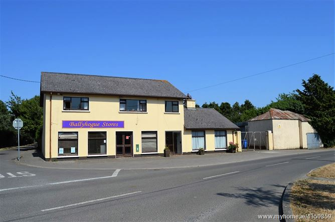 Main image for Ballyhogue Stores and Residence, Ballyhogue, Enniscorthy, Wexford