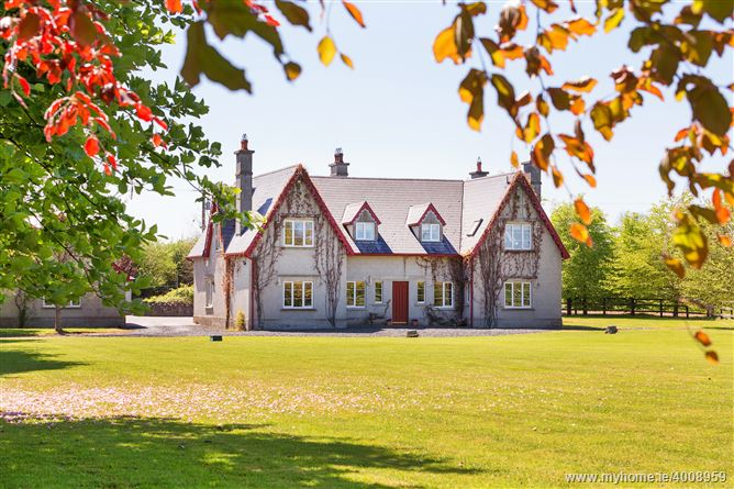 Hoganswood House, Firmount West, Clane, Co. Kildare