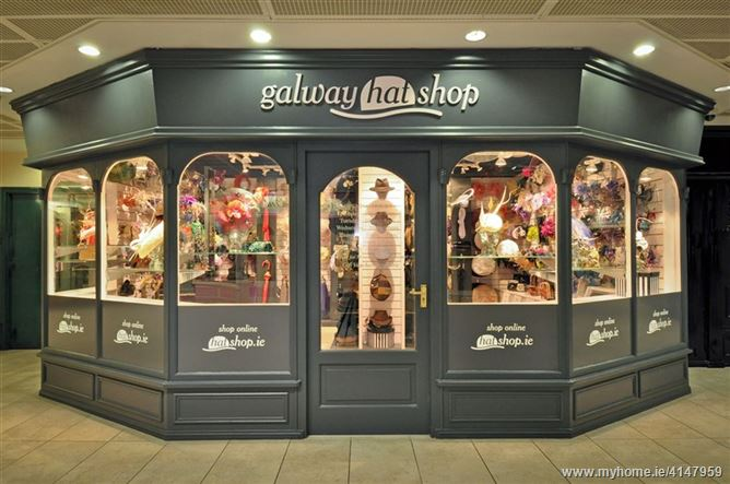 The Galway Hat Shop, Eyre Square Centre, City Centre, Galway City