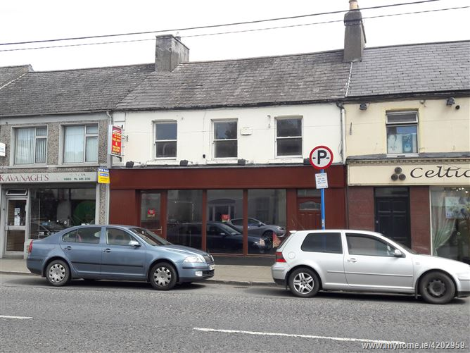 Take-Away Outlet with Apartment, 44 Irish Street, Ardee, Louth