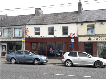 Property image of Take-Away Outlet with Apartment, 44 Irish Street, Ardee, Louth
