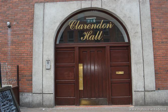 16 Clarendon Hall Aungier Street, South City Centre, Dublin 2