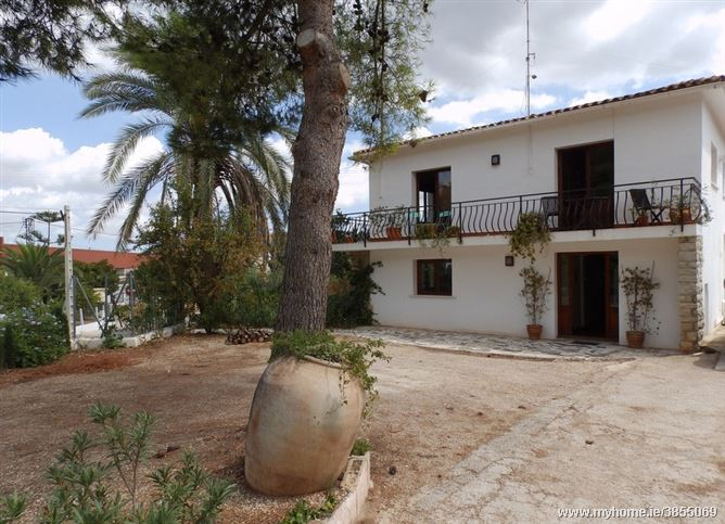 Main image for Alcalali, Costa Blanca North, Spain