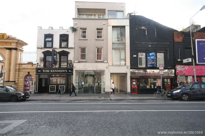 Photo of 63-64 Thomas Street,(SITE WITH FULL PP,Retail Unit plus 3x Apts), Christchurch, Dublin 8