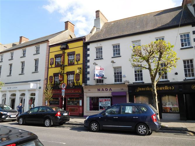 14-15 O'Connell Street, Clonmel, Tipperary